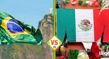 Reiseziel-WM: Brasilien vs. Mexiko
