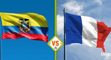 Reiseziel-WM: Ecuador vs. Frankreich