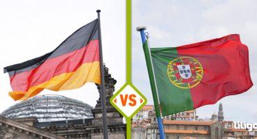 Reiseziel-WM: Deutschland vs. Portugal