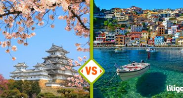 Reiseziel-WM: Japan vs. Griechenland