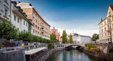 Ljubljana: Grüne Hauptstadt Europas 2016