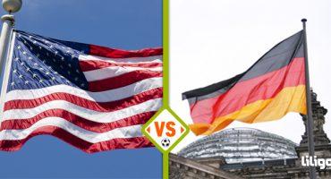 Reiseziel-WM: USA vs. Deutschland