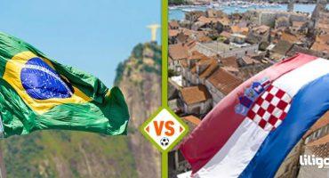 Reiseziel-WM: Brasilien vs. Kroatien