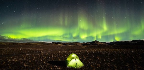 Happy Camping – Foto: David Whyte