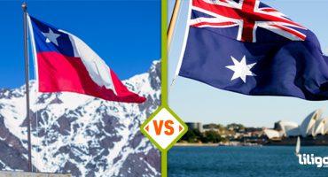 Reiseziel-WM: Chile vs. Australien