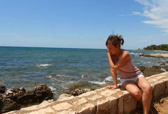 An der Adriaküste
