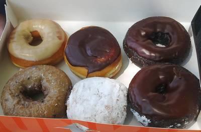 """Echte """"Cop-Donuts"""""""