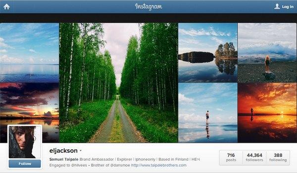 eljackson bei Instagram