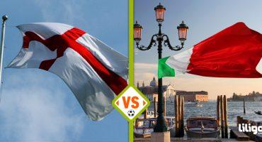Reiseziel-WM: England vs. Italien