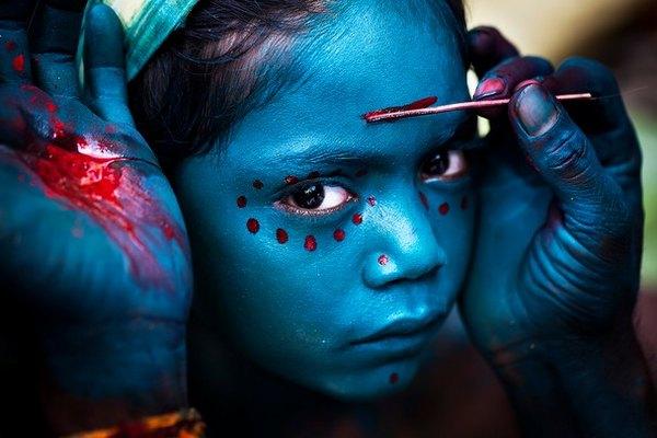 Divine Makeover – Foto: Mahesh Balasubramanian