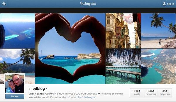 niedblog bei Instagram
