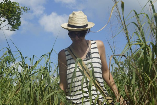 Madlen auf Kuba