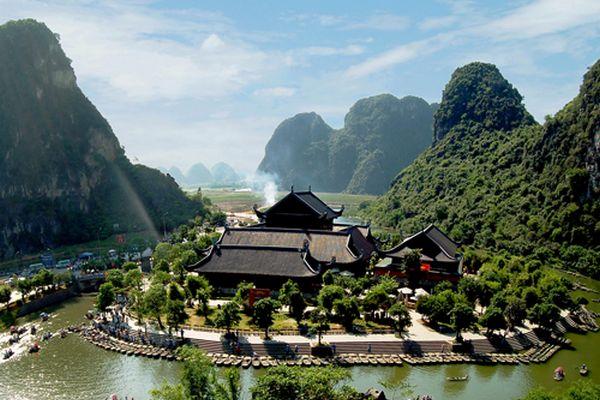 Landschaftskomplex Trang An