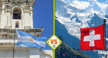 Reiseziel-WM: Argentinien vs. Schweiz