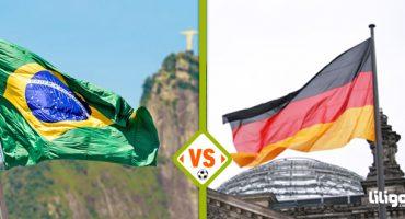 Reiseziel-WM: Brasilien vs. Deutschland