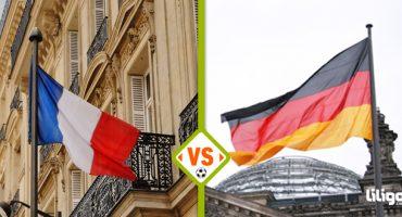 Reiseziel-WM: Frankreich vs. Deutschland