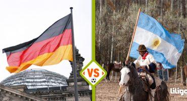 Reiseziel-WM: Deutschland vs. Argentinien