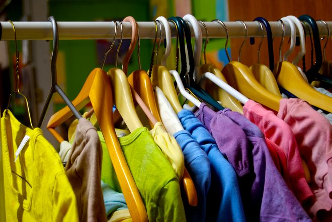 Welche Farbe soll es heute sein?