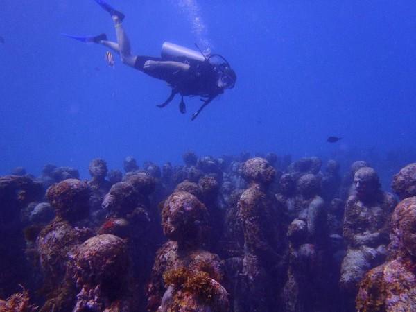 travelicia-Mexiko-Isla-Mujeres-Unterwassermuseum
