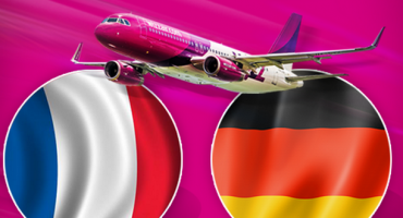 Wizz Air mit 20 % Rabatt zum WM-Spiel