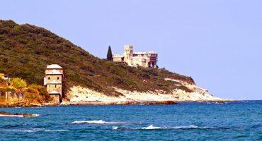 Frauenverbot auf Berg Athos in Griechenland bleibt