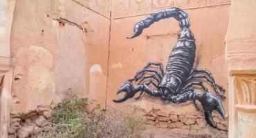 Streetart-Invasion auf Djerba
