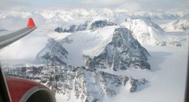 Mit airberlin zum Nordpol