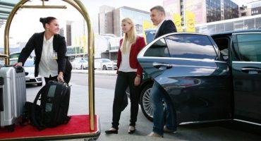 Limousinen-Service zum Flughafen Frankfurt