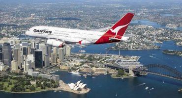 Qantas nimmt längste A380-Route auf