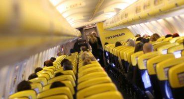Ryanair in Gold statt Gelb