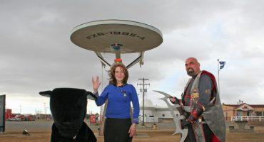 Vulcan, Kanada: Pilgerstätte für Trekkies
