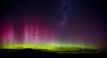 Aurora australis: Das Polarlicht des Südens