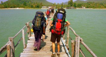 Beste Reiseziele für Backpacker