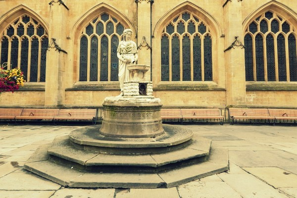 bath-water-is-best-statue