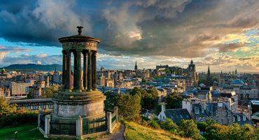 Edinburgh abseits der Touristenpfade