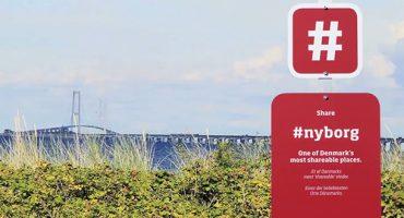 Dänemark gibt Hashtag-Nachhilfe