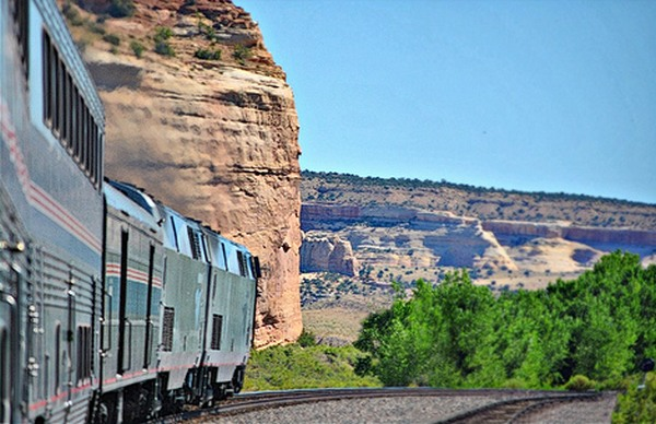 Amtrak-California-Zephyr-zug