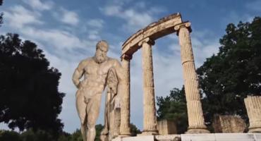 Griechenlands Werbefilm-Fauxpas