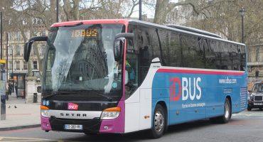 Von Köln nach Paris mit iDBUS