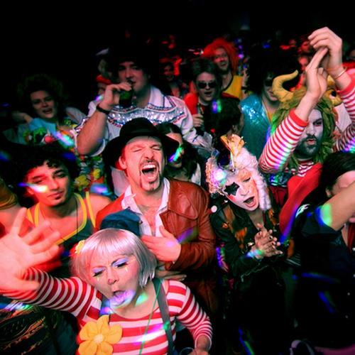 karneval-party