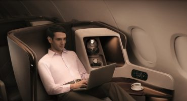 900 Euro für das Internet bei Singapore Airlines
