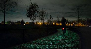 Nuenen präsentiert leuchtenden Van Gogh-Radweg