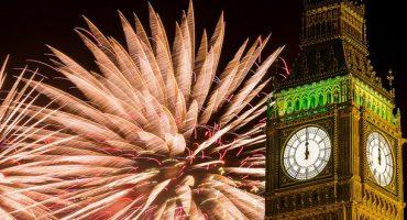 Silvester in London: Feuerwerk erstmals kostenpflichtig