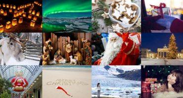 Wo passt das Weihnachtsfest am besten zu Ihnen?