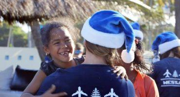 WestJet sorgt für Weihnachtsbescherung