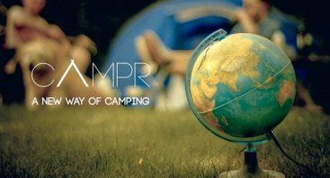 Campr ermöglicht Zelten auf Privatgrundstücken