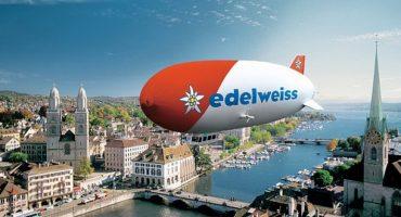 Schweizer Airline feiert Jubiläum mit Zeppelin-Flügen