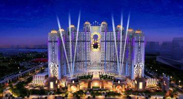 Ein Stück Gotham in Macau