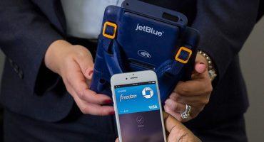 Mit Apple Pay auf Flügen bezahlen