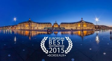 Bordeaux ist European Best Destination 2015
